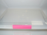 Bead-to-Go Box A4 Pink
